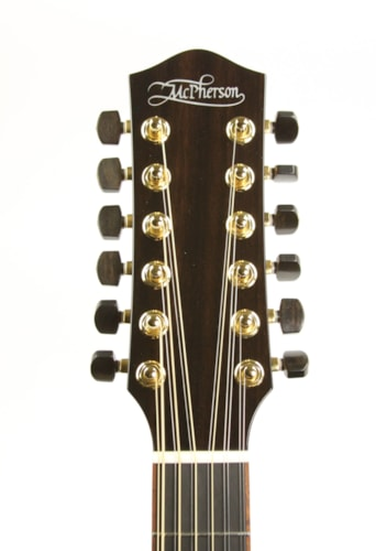 2014 McPherson MG-5.0XP12 12 String