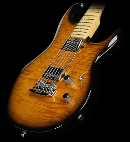 ERNIE BALL MUSIC MAN Luke III BFR Electric Guitar Hazel Burst