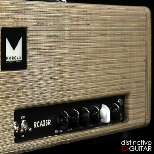 Morgan Amplification RCA35 R 35 Watt Tube Head
