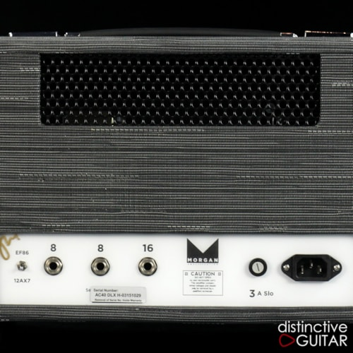 Morgan Amplification AC40 Deluxe Head