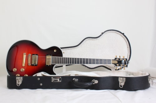 2007 Gibson Les Paul Supreme Autumn Burst w/case - Limited run of 400 -