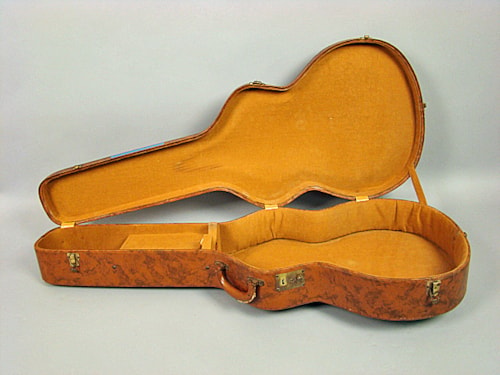 ~1953 Gibson- Lifton J-45, Country & Western, ES-175 Case