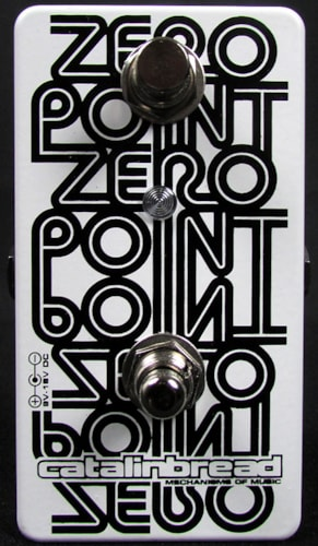 2015 Catalinbread Zero Point Flanger