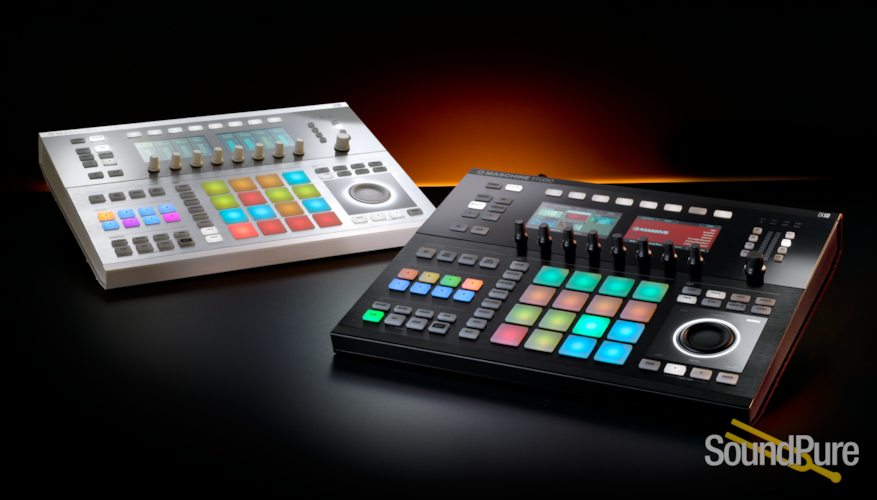 Native Instruments Maschine Studio blac