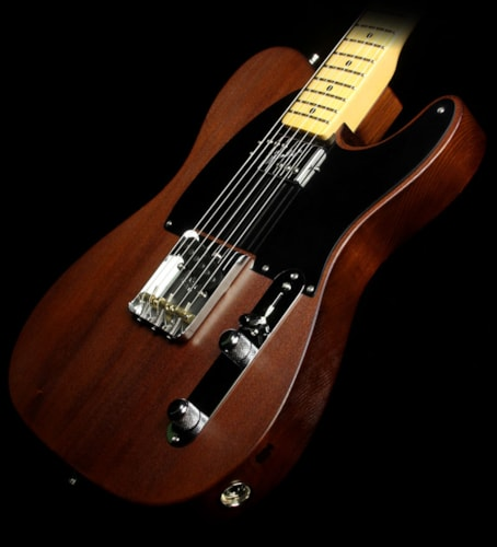 Fender® 2015 Fender® Limited Edition Reclaimed Redwood Hot Rod Telecaster® Electric Guitar