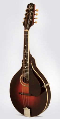 1924 Gibson Style A-4 Snakehead