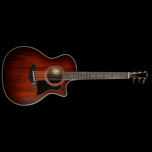 Taylor 324ce Grand Auditorium Acoustic-Electric Guitar Shaded Edgeburst