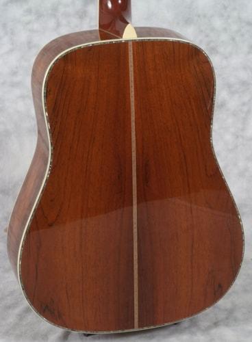 2001 Martin D-45GE GOLDEN ERA BRAZILIAN SUNBURST