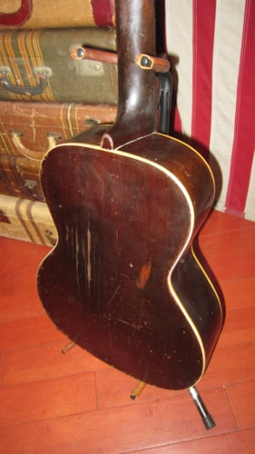 1935 Gibson Wards 1-0007 Archtop Acoustic