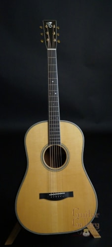 2001 Santa Cruz Guitar Co Bob Brozman Baritone (custom)