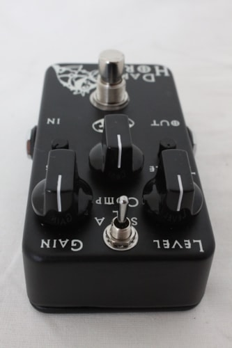 VFE Dark Horse Hard Edge Distortion Pedal w/Original Box - MINT