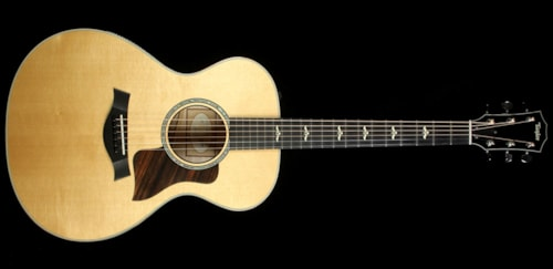 Taylor Used Taylor 612e Grand Concert Acoustic-Electric Guitar Brown Sugar Stain