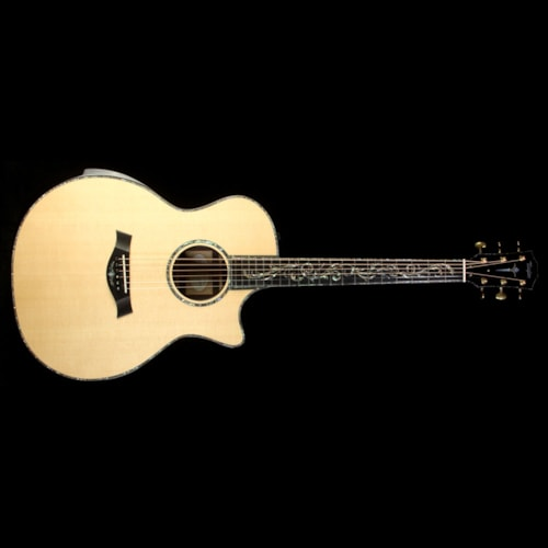 Taylor Used Taylor PS14ce Grand Auditorium Acoustic-Electric Guitar Natural