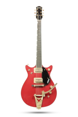 2015 Gretsch Custom Shop Relic Duo Jet Firebird.
