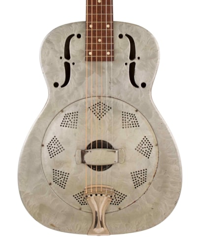 1937 National Square Neck Duolian