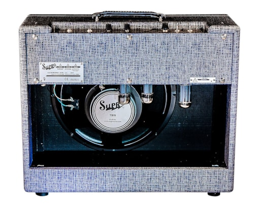 2016 Supro S6420 PLUS THUNDERBOLT COMBO AMPLIFIER