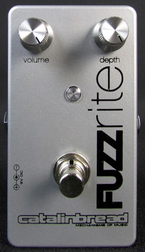 2015 Catalinbread Fuzzrite
