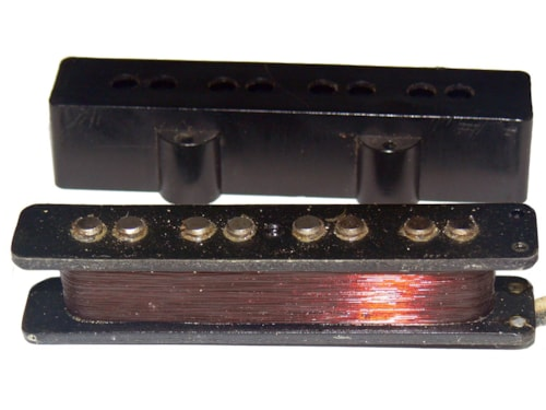 1963 Fender® Jazz Bass® Pickup (Front)