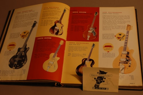 ~1960 Conn Music Corporation. Catalog number 63