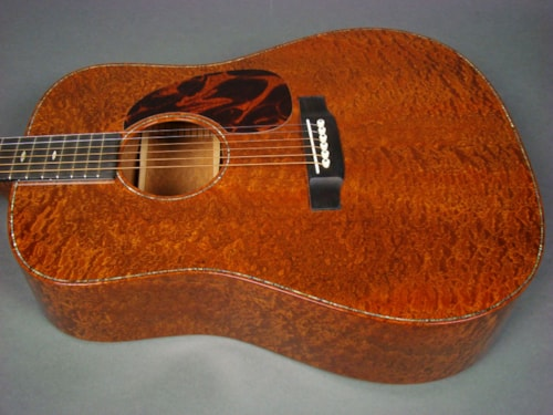 2012 Martin D-41 CTM Quilted Sapele