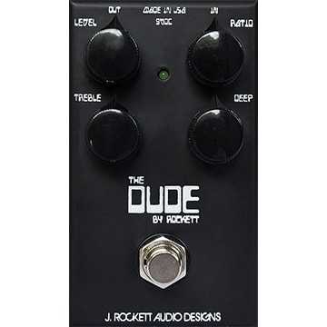 "J. Rockett Audio Designs The Dude ""Dumble Overdrive"""