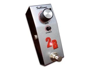 Fulltone Effects 2B Boost/Limiter