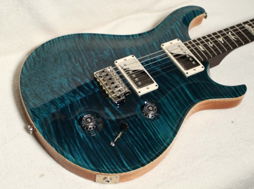 2015 PRS CUSTOM 22 TGS SPECIAL ORDER ROSEWOOD NECK SN 221123 ABALONE