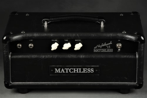 Matchless Nighthawk 15 - Head