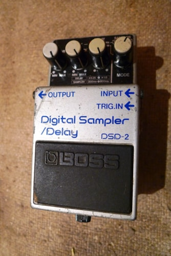 ~1985 Boss DSD-2 Digital Sampler / Delay