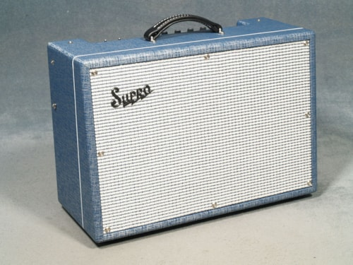 2017 Supro 1648RT SATURN REVERB COMBO AMPLIFIER