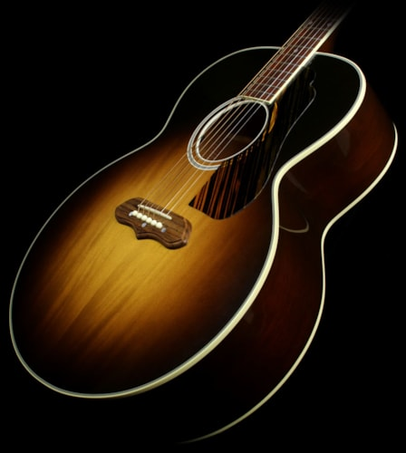 Gibson Used 2013 Gibson Montana 1941 SJ-100 Super Jumbo Acoustic-Electric Guitar Vintage Sunburst