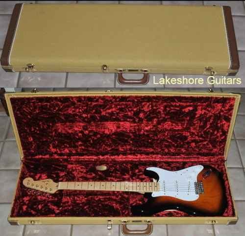 2014 Fender® 60th Anniversary American Vintage 54 Stratocaster®