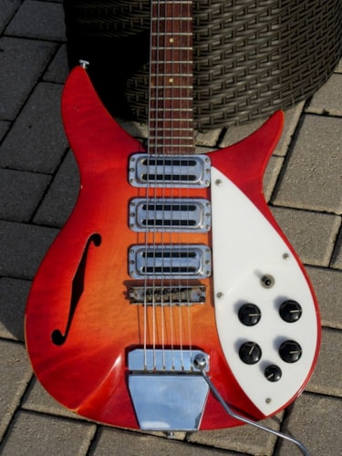 1964 Rickenbacker 1996 by Rose Morris (model 325)