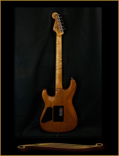 2015 Charvel Guthrie Govan Signature Model with Birdseye Maple Top