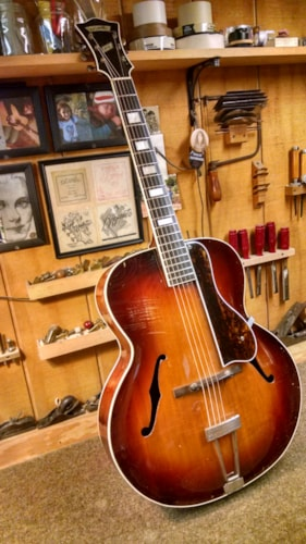 1942 D'Angelico Style A-1