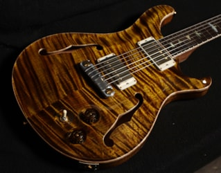 PRS PRIVATE STOCK PS 5830 MCCARTY SEMI HOLLOW