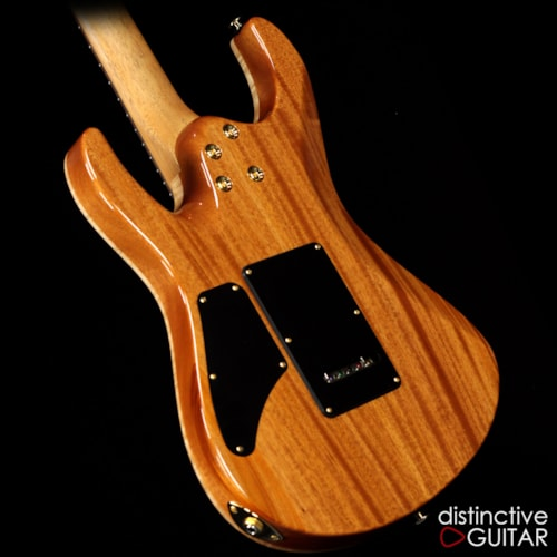 Suhr Custom Modern Carve Top