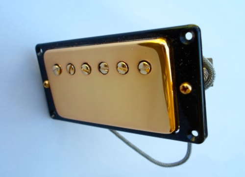 ~1976 Gibson Pat # Stamp Humbucker N.O.S never used