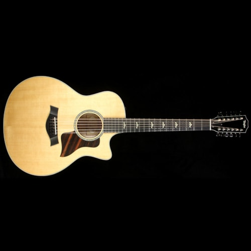 Taylor 656ce 12-String Grand Symphony Acoustic-Electric Guitar Brown Sugar Stain