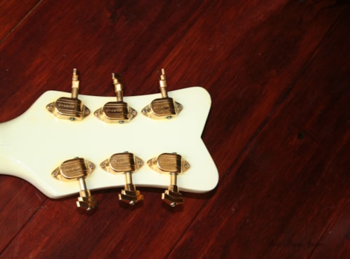 Prs Pickups Wiring With Vintage Braid And White Wire Only The Gear