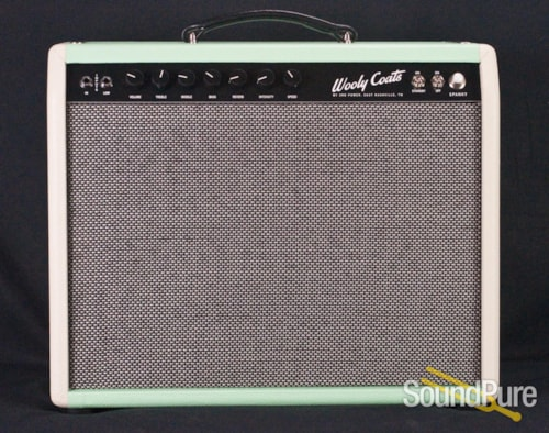 3rd Power Amplification Wooly