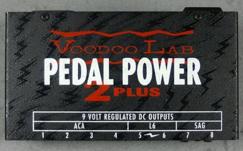 2017 Voodoo Lab Pedal Power 2 Plus
