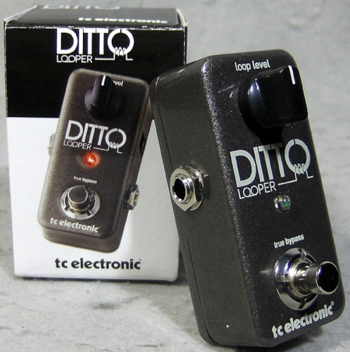 2015 TC Electronic Ditto Looper