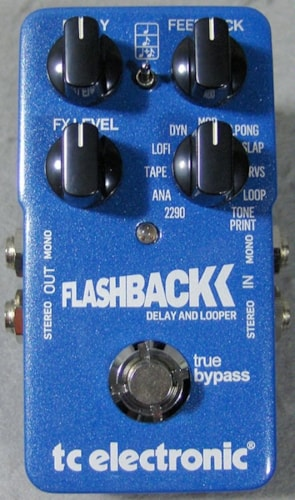 2016 TC Electronic Flashback Delay and Looper
