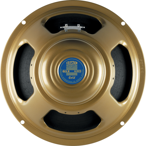 "Celestion Gold Alnico 12"" Speaker 16 ohms"