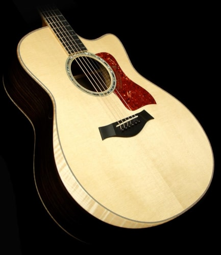 Taylor Used 2015 Taylor Custom Shop BTO Grand Orchestra Indian Rosewood Acoustic-Electric Guitar Natural