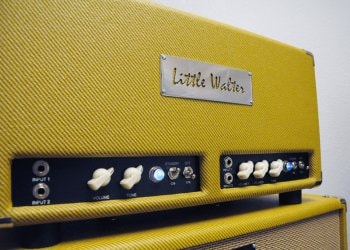 LITTLE WALTER Twin 50/22 Head and 2X12 Cab