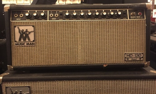 ~1974 Music Man HD-130 Reverb