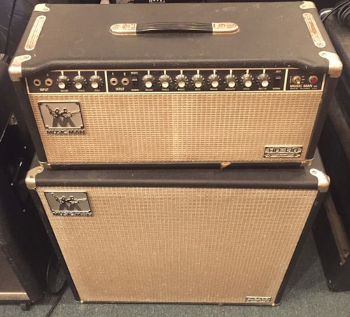 1974 Music Man HD-130 Reverb