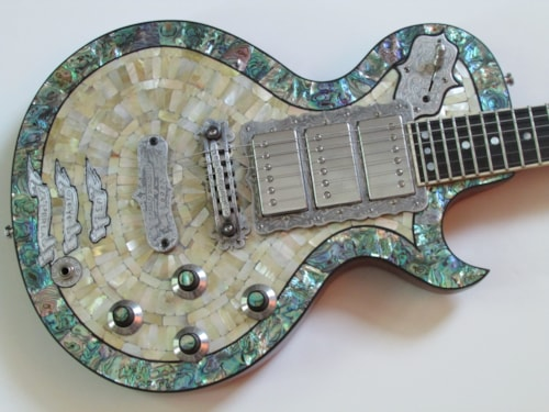 2009 Teye Electric Gypsy La Perla Custom Plus